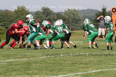 WB LW Football vs Salem-15