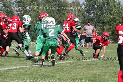 WB LW Football vs Salem-32
