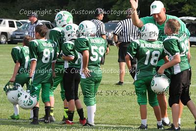 WB LW Football vs Salem-88