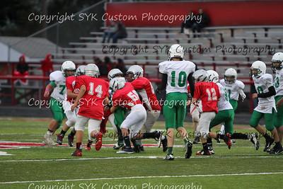 WBMS 7th Grade Football at Minerva-349