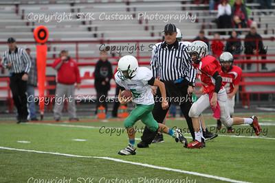 WBMS 7th Grade Football at Minerva-6