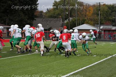 WBMS 7th Grade Football at Minerva-13