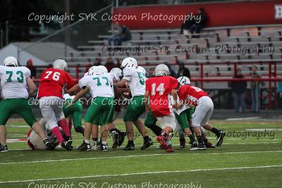 WBMS 7th Grade Football at Minerva-334