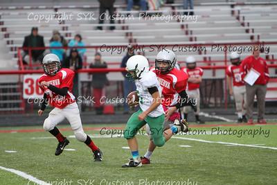 WBMS 7th Grade Football at Minerva-8