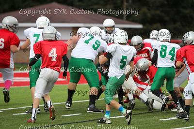 WBMS 7th Grade Football at Minerva-16