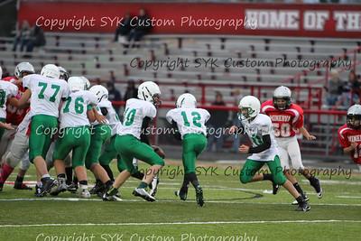 WBMS 7th Grade Football at Minerva-338