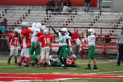 WBMS 7th Grade Football at Minerva-36