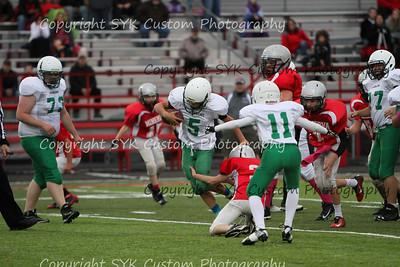 WBMS 7th Grade Football at Minerva-5