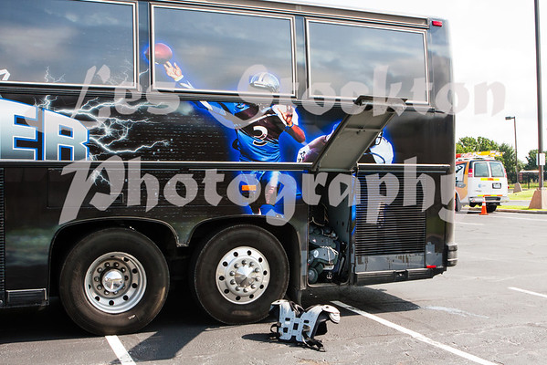 2014.07.19 - Oklahoma Thunder v Dallas Anarchy