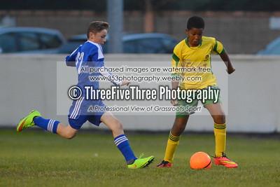 Bilston Town Under 13 Floodlit Cup