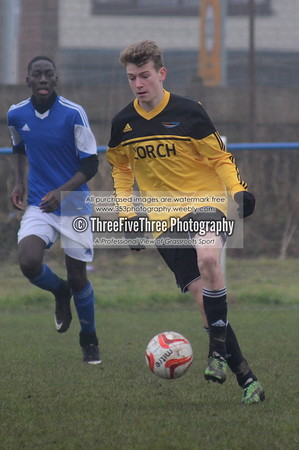 Rostance Edwards U16 1 Old Hall Eagles U16 1 (3-5p)
