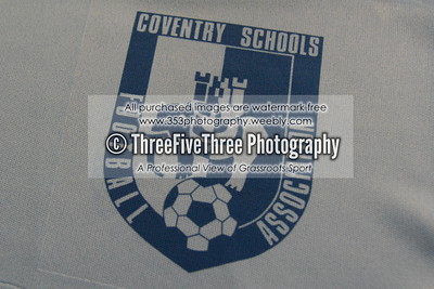 Coventry SFA U15 3 Swindon SFA U15 2
