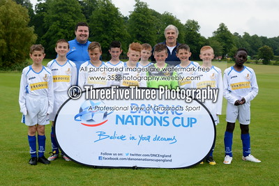 ESFA Danone Nations Cup National Finals (District Cup)