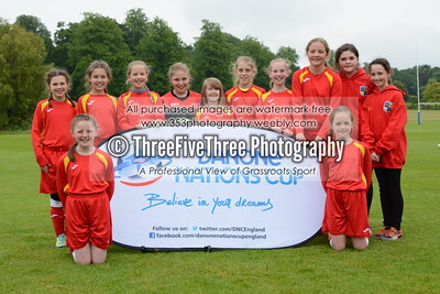 ESFA Danone Nations Cup National Finals (Girls Cup)
