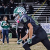 2015 Eagle Rock Football vs Wilson Mules