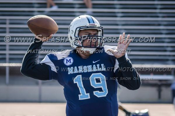 2015 Marshall Barristers Football vs Sotomayor Wolves