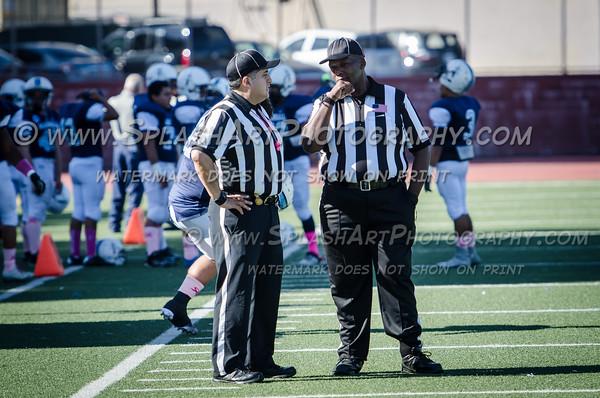 2015 Marshall Barristers Football vs Wilson Mules