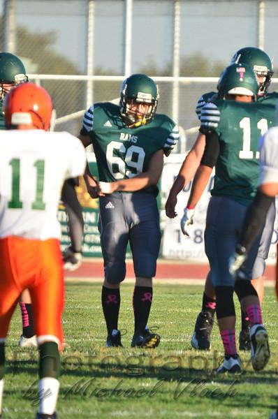 2015 Dixon JV vs. Mesa Verde 2nd game
