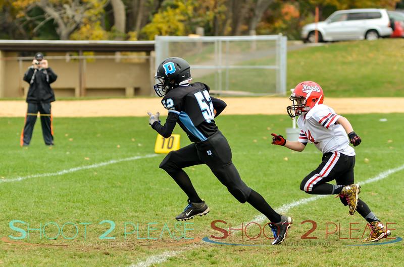 From Denville_PeeWee_vs_Rockaway game on Nov 01, 2015 - Joe Gagliardi Photography