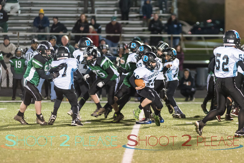 From Denville_PeeWee_vs_Hopatcong game on Nov 14, 2015 - Joe Gagliardi Photography