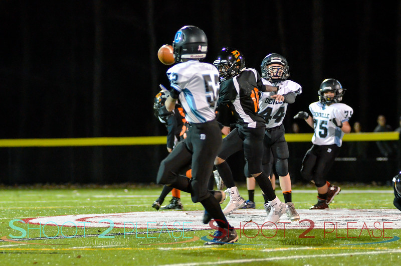 From Denville_PeeWee_vs_Dover game on Nov 07, 2015 - Joe Gagliardi Photography