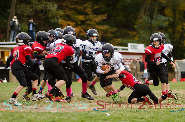 From Denville_PeeWee_vs_Somerset game on Oct 24, 2015 - Joe Gagliardi Photography