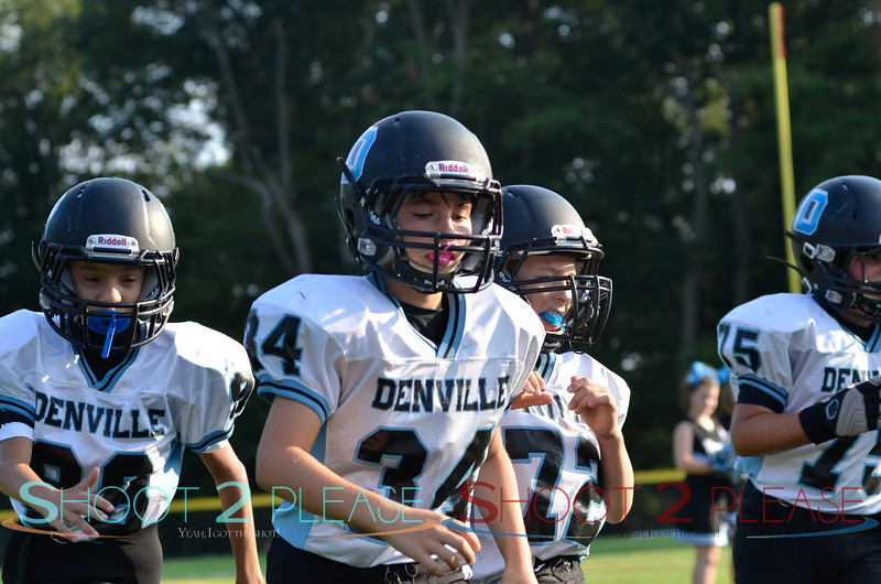 From Peewee_Denville_vs_Hanover game on Sep 19, 2015 - Joe Gagliardi Photography