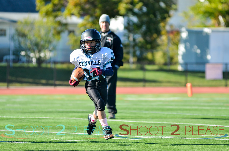 From Denville_PreClinic_vs_Boonton game on Oct 18, 2015 - Joe Gagliardi Photography