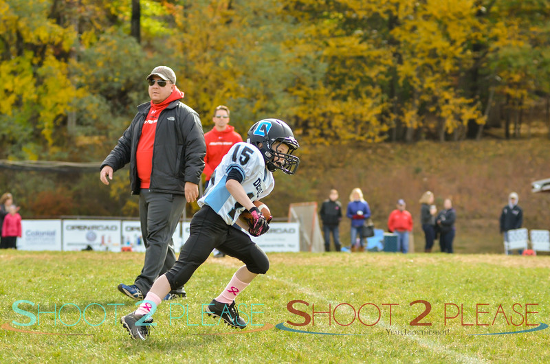 From Denville_PreClinic_vs_Somerset game on Oct 24, 2015 - Joe Gagliardi Photography