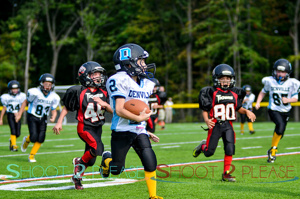 From Pre-clinic_Denville_vs_Hanover game on Sep 19, 2015 - Joe Gagliardi Photography