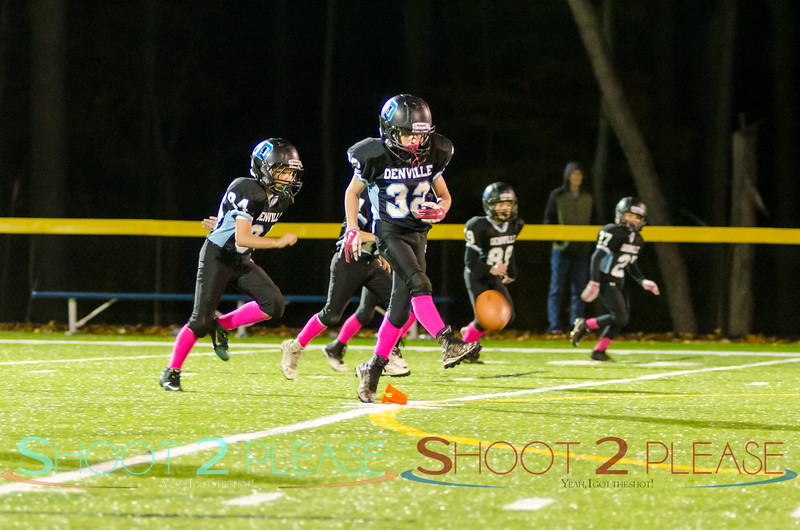 From Denville_SPW_vs_Rockaway game on Oct 30, 2015 - Joe Gagliardi Photography