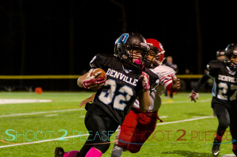 From Denville_SPW_vs_Rockaway game on Oct 30, 2015 - Joe Gagliardi Photography