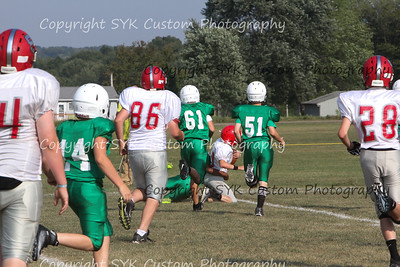 WBMS 7TH Football vs Akron Springfield-6