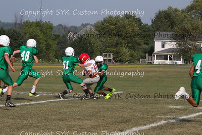 WBMS 7TH Football vs Akron Springfield-38