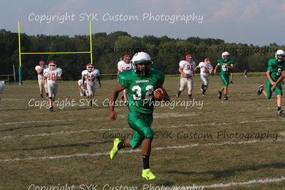 WBMS 7TH Football vs Akron Springfield-47