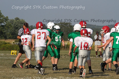 WBMS 7TH Football vs Akron Springfield-13
