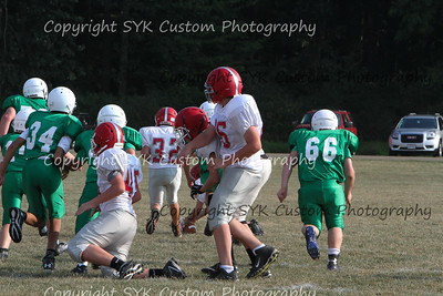 WBMS 7TH Football vs Akron Springfield-43