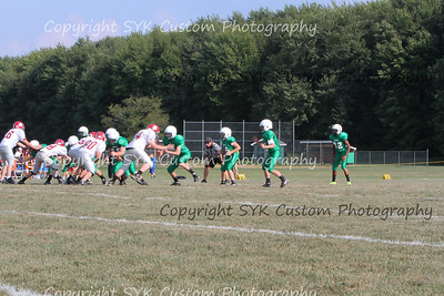 WBMS 7TH Football vs Akron Springfield-3