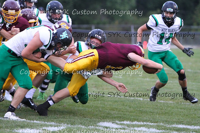 WBHS Football at Southeast-8