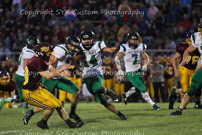 WBHS Football at Southeast-70