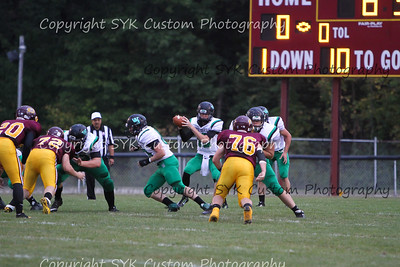 WBHS Football at Southeast-14