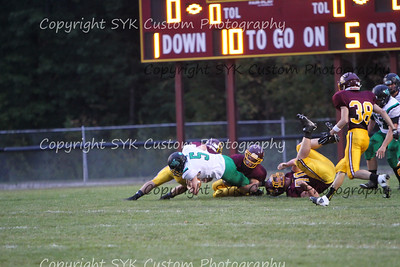 WBHS Football at Southeast-45