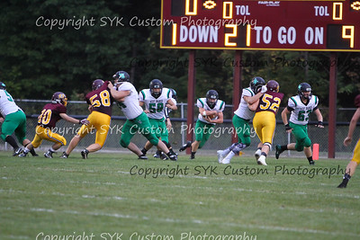 WBHS Football at Southeast-16