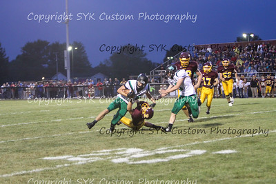 WBHS Football at Southeast-76