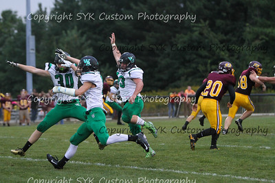 WBHS Football at Southeast-13