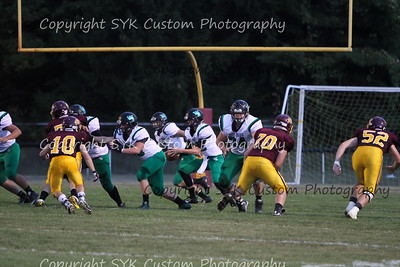 WBHS Football at Southeast-21