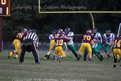 WBHS Football at Southeast-19