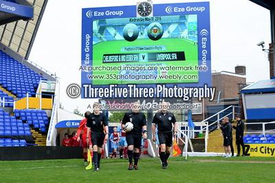 Chelmsford & Mid Essex SFA U13 1 Liverpool SFA U13 1 (3-4p)