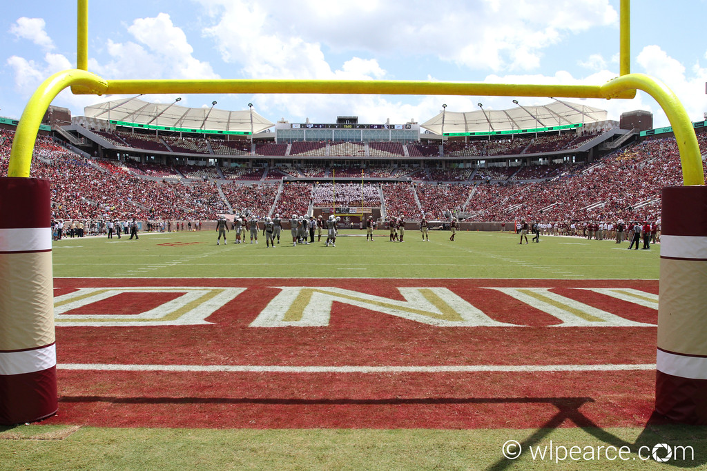 Doak Campbell Improvements