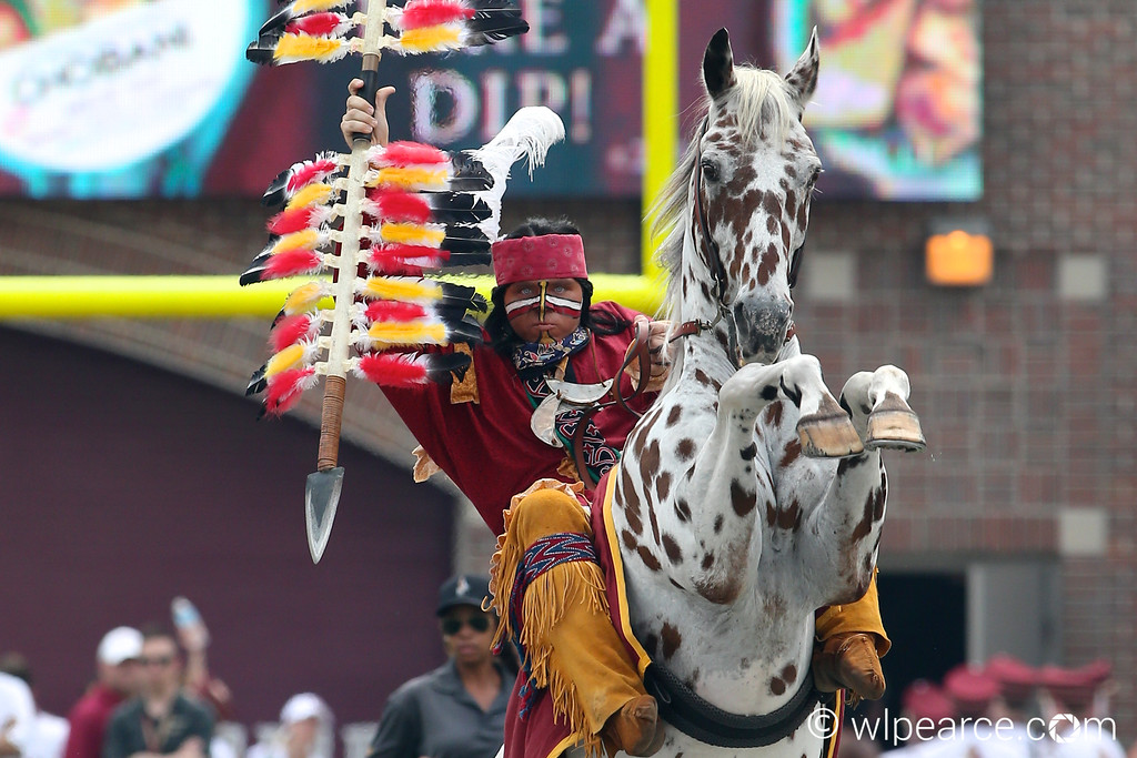 FSU Osceola and Renegade